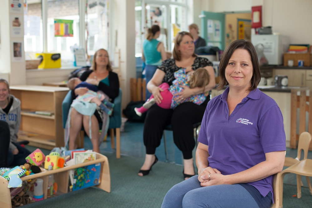 Becoming a Breastfeeding Peer Supporter